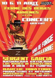 Festival Bien Affûté @ Ferme des Beiges
